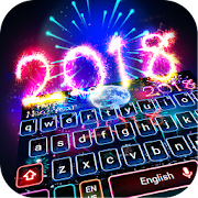 App Happy New Year 2018 Keyboard Theme APK for Windows Phone