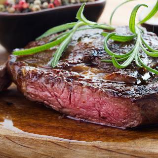 Joe's Argentine Flank Steak with Onion Relish