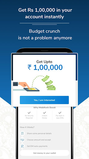 Recharge, Bill Payment,Instant Loan, UPI,Insurance screenshot 2