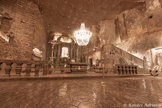 Photo: Wieliczka sóbánya - Szent Kinga kápolnája oldal 1.