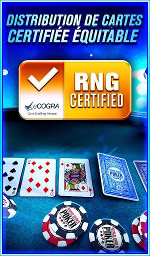 World Series of Poker - WSOP Jeu de Poker screenshot 3