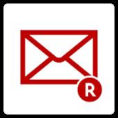 楽天メール -楽天モバイルの無料メールサービス向けアプリ-