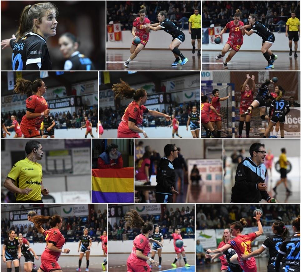Fotos Atlético Guardés vs Aula Valladolid