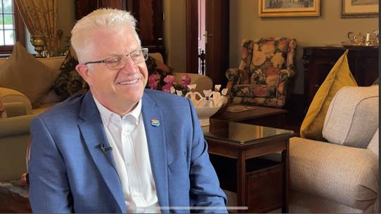 Premier Winde's diabetes does a 180 thanks to work with wellness NPO