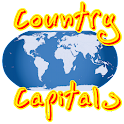 Country Capitals Quizzah icon