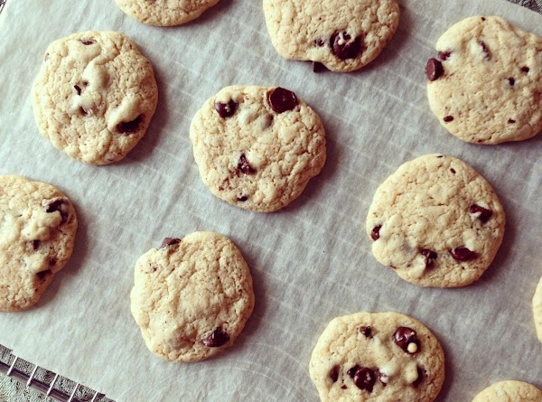Soft Chewy Chocolate Chip Cookies Recipe