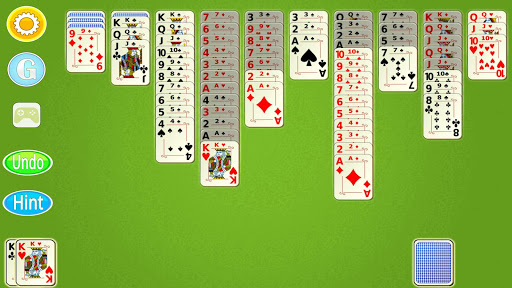 Spider Solitaire Mobile  screenshots 23