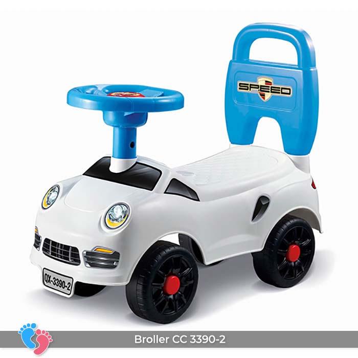 Chòi chân ô tô cho bé Broller CC-3390-2 16