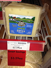Photo: Needed First Street Swiss Cheese too!