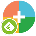 Feedly extension for News+ icon