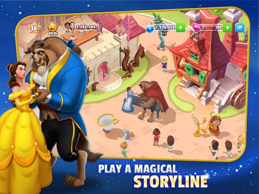 Disney Magic Kingdoms: Build Your Own Magical Park screenshot 9