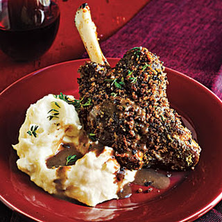 Slow-Roasted Lamb Shanks