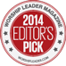 2014 Editors Pick Badge