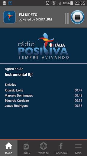 Rádio Positiva Itália