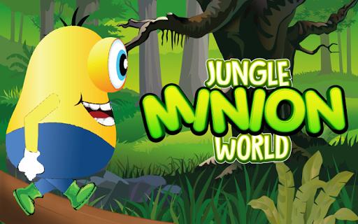 Jungle Minion Run World