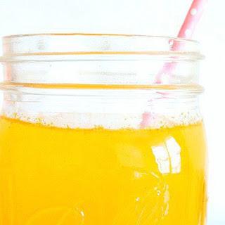 Turmeric Glow Lemonade [Vegan]