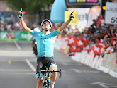 Astana blijft maar winnen: dit keer klaart Fuglsang de klus