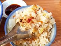 排骨湯,高麗菜飯