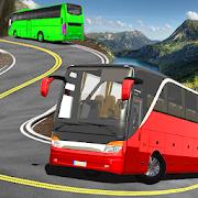 US Bus Hero: Off road Mountain Tourist Bus Drive