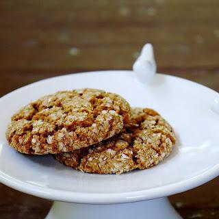 Quinoa Cookies.