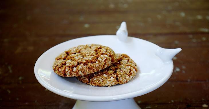 Quinoa Cookies Recipe