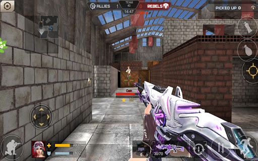Crisis Action: NO CA NO FPS screenshot 12