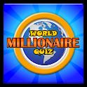 Millionaire Quiz (World) icon