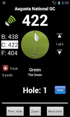 Skydroid - Golf GPS Scorecardのおすすめ画像1