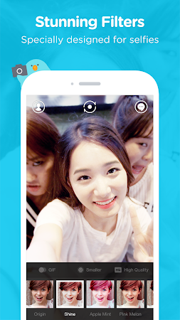 SNOW - Selfie, Motion sticker 1.4.2 screenshot 212504