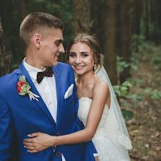 Wedding photographer Bogdan Gontar (bodik2707). Photo of 24.09.2017