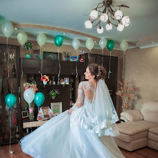 Wedding photographer Oksana Grichanok (KsushOK). Photo of 24.10.2017
