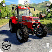 FarmerHarvestSimulator3D-TractorHauling