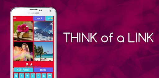Приложения в Google Play – THINK of a LINK - Guess the 1 Word 2 ...