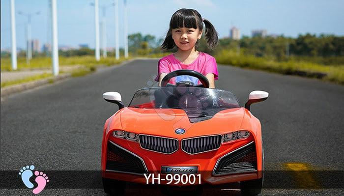 Ô tô điện trẻ em YH-99001 4