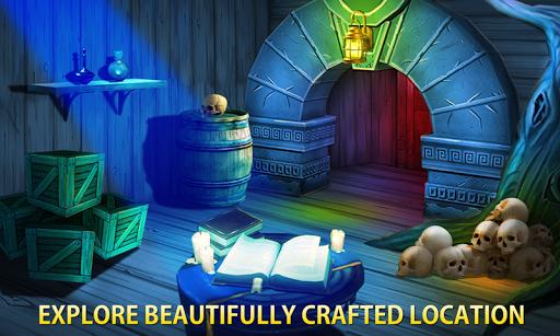 Escape Mystery Room Adventure - The Dark Fence modavailable screenshots 11