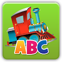 Kids ABC Letter Trains