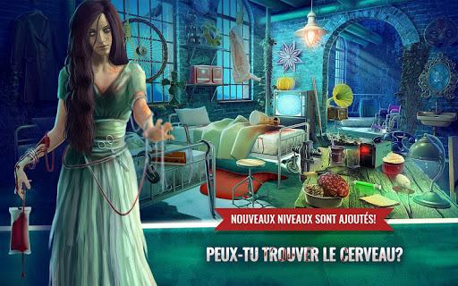Code Triche Évasion Hôpital Psychiatrique Objets Cachés Jeux  APK MOD (Astuce) screenshots 1