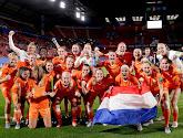 🎥 Oranje Leeuwinnen trainden in Zeist