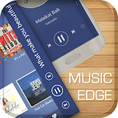 Music Player for Edge Screen