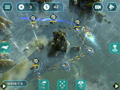 Naval Storm TD- screenshot thumbnail