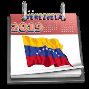 Venezuela Calendar 2019