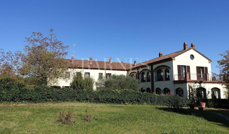 Villa avec piscine Quargnento