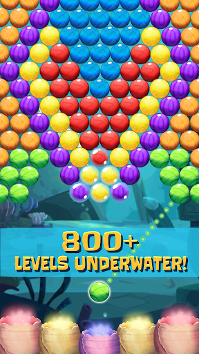 Bubble Shooter Lost Treasure