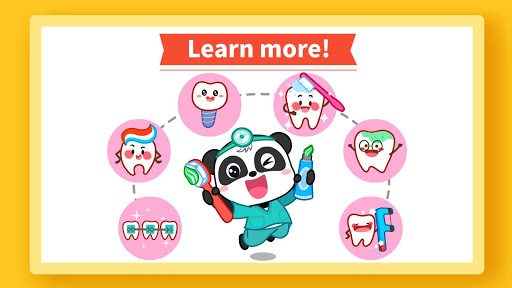 Baby Panda: Dental Care screenshot 5