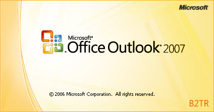MS Office Outlook 2007 beta2 TR