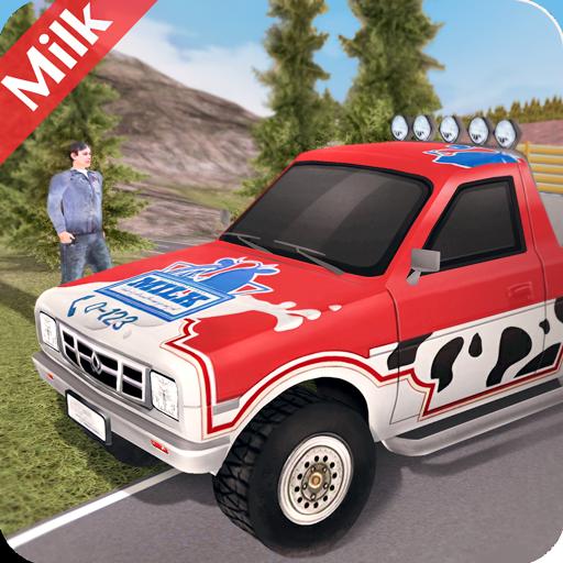 Fantastic Milk Delivery Pickup SIM (game)