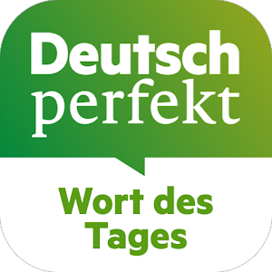 Learn German vocabulary - one word each day for PC