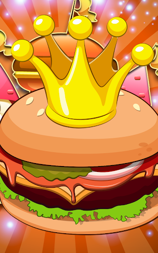 Princess Burger Game