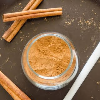 Homemade Chai Spice Mix.