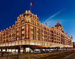 Knightsbridge Shopping